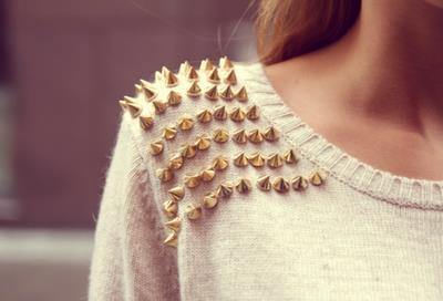 Fall trend studded