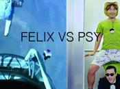 Felix Psy: duello YouTube