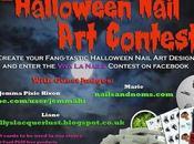 Beauty News/ Halloween Nail Contest Viva Nails