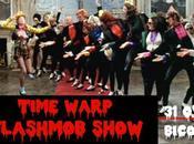 "Flash Milano presenta ""Time Warp Show"""