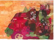 Fereshteh Najafi: suoi colori, storie