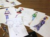 Corso fashion design taglio cucito Bari