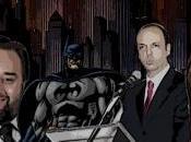 Batman Fiorito Ghotam city