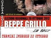 elezioni Sicilia, Beppe Grillo Termini Imerese