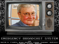 SUPERSPAM: ON AIR su Emergency Broadcast System #23