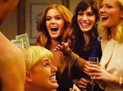 Parte weekend Wedding Party, Brad Pitt Cogan cartoon Gladiatori Roma, tutti contro
