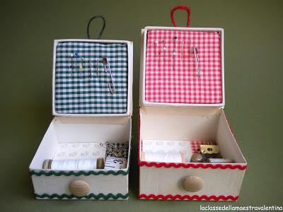 15 idee per riciclare il cartone dalle scatole regalo fai da te alle astronavi paperblog - Porta tisane fai da te ...