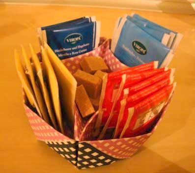 15 idee per riciclare il cartone dalle scatole regalo - Riciclare scatole ...