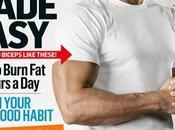 Manganiello sulla copertina Men's Health