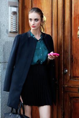 FASHION INSPIRATION: VOGUE ESPANA WORKING GIRL