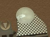 CheMin Curiosity lavoro prima volta Marte