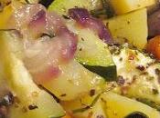 Verdure miste forno