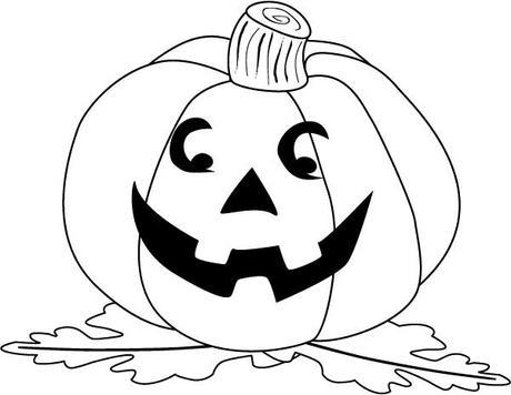 Lavoretti Per Halloween Disegni Da Colorare Per Decorare La