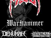 Master dehuman warhammer southern drinkstruction, 11/10/2012