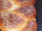 Pane Dolce dello Shabbat alla Mela Annurca Zenzero