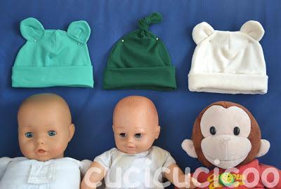prezzi incredibili nuovi prezzi più bassi scarpe di separazione cappelli da neonato - newborn hats - Paperblog