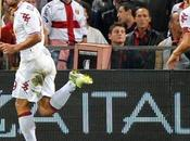 Serie 8^Giornata: Roma spettacolo Genova, l'Inter raggiunge Lazio, risale l'Udinese