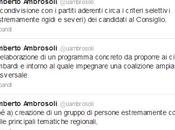 Ambrosoli rinuncia alle primarie Lombardia: stato intenso mumble