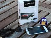 EyeTv Guardare digitale smartphone tablet Android Galaxy Note Nexus