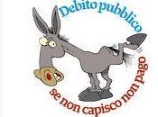 Debito pubblico: capisco pago