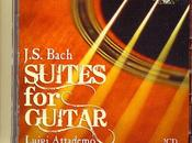 Guitars Speak secondo anno: J.S.. Bach Suites Guitar Luigi Attademo