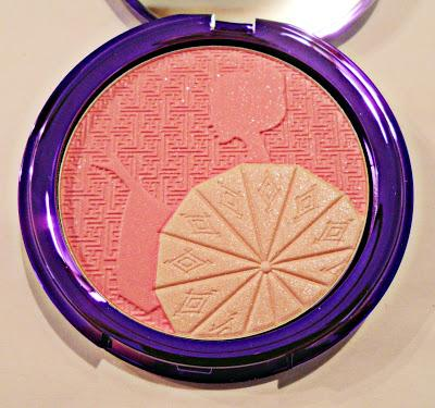 Review&Swatches; PUPA CHINA DOLL BLUSH Maxi Fard Duo Illuminante nella colorazione 01 Rose Bonne Minne / Pearly Porcelain