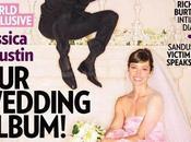 Justin Timberlake Jessica Biel: prime foto matrimonio