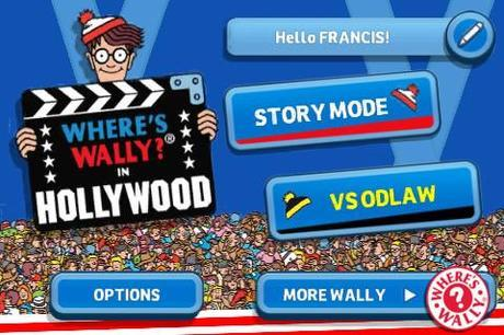Dove è Wally? In Hollywood