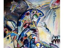 Kandinsky, Schönberg spirituale nell'arte: PALAZZO BLU, Pisa incontri mostra Wassily Kandinsky. Dalla Russia all'Europa