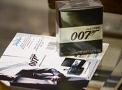 James Bond parfume gift you!