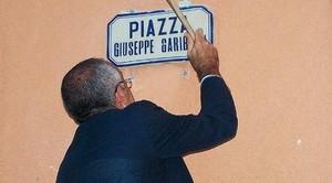 Capo d'Orlando: via la targa dedicata a Garibaldi.Condannato dal Tar