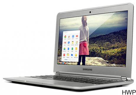 Google+Samsung: Google Chromebook!
