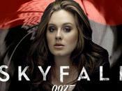 Adele Skyfall spartito pianoforte