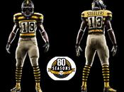 Pittsburgh Steelers divisa (mai) usata 1934