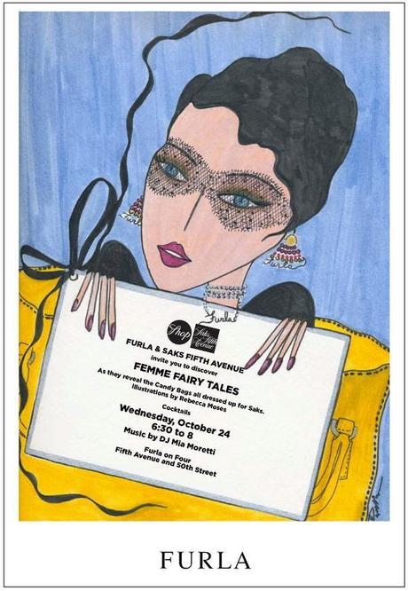 Furla per Saks Fifth Avenue: presentata la nuova Capsule ...