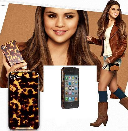 Selena Gomez iPhone 5 cover