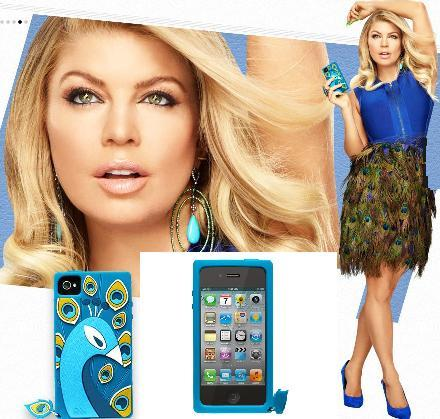Fergie iphone 5 cover