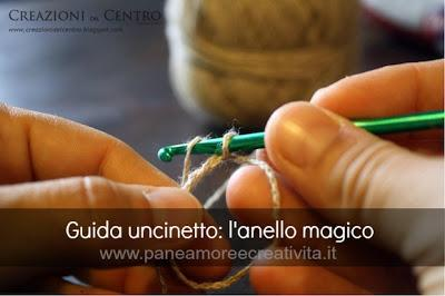 Guida Uncinetto Il Magic Ring Paperblog