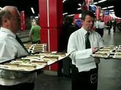 Genio gastronomico: Pranzo bordo... metro