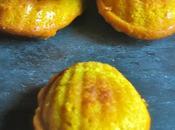 Madeleine alle carote (senza grassi senza latte)