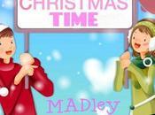 """MADley Blogger Squeeze Topogina Present """"Christmas Time"""" Raccolta Progetti Natale Fatti Mano"""