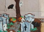 Torta halloween silvia