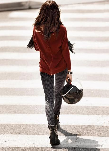Rock your style with  Calzedonia F/W 2012-13 Collection