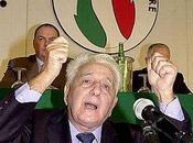 Pino Rauti morto, noti leader della destra italiana