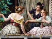 donna nella pittura italiana dell'800