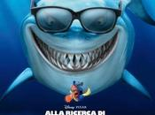 Alla Ricerca Nemo dipinto