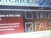 battaglia fatti falso equilibrio. Fact checking cambierà cronaca politica?