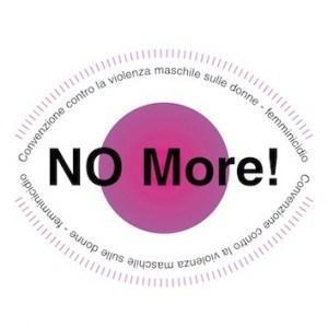 """NO  MORE!""   STOP  AL FEMMINICIDIO"