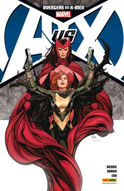 Avengers vs. X-Men #0 – Prologo (Bendis, Aaron, Cho)