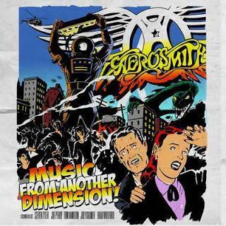 Aerosmith - Il nuovo album